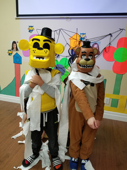 Kids costumes at Spanish4you!