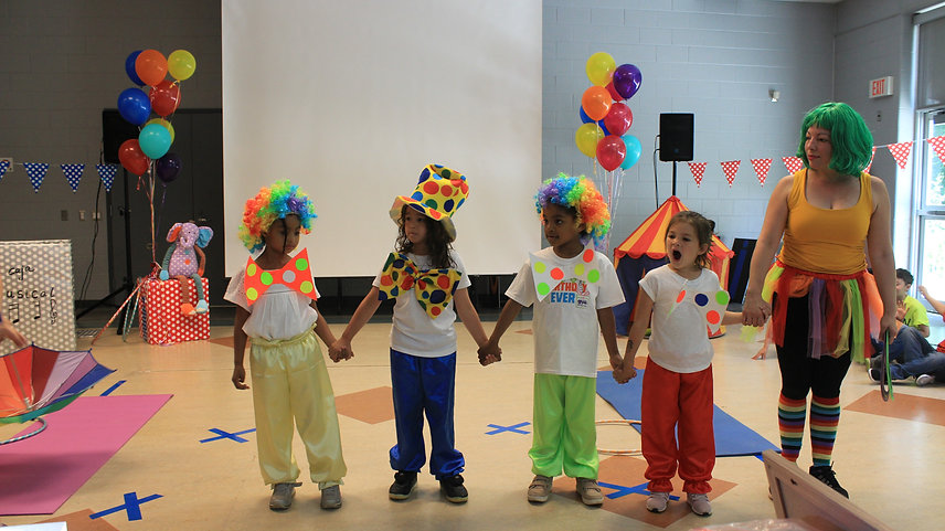 Kids Dance at Spanish4you Summer Camp