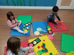 Pre-schooler mini activities in Spanish!