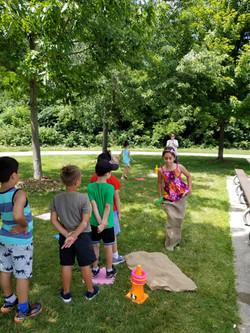 Outdoor Play Camp Class!