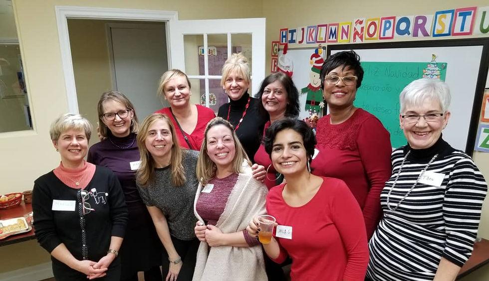 Adults Spanish Meet