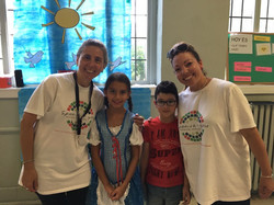Kids and Teachers at Spanish4you Camps!