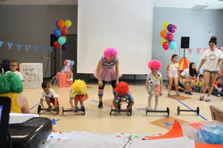 Kids fun activity competition at Summer camp Spanish4you