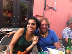 Cynthia y Camila