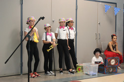 Kids musical at Spanish4you Camps!