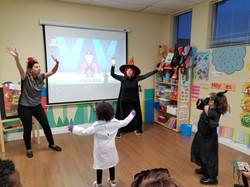 Spanish Pre-School Dancing