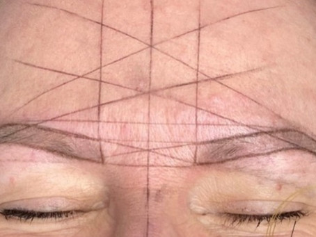 How to create the perfect shape for your new brows