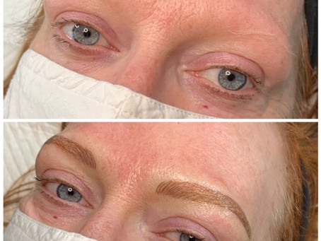 Microblading 101: What to expect at your Microblading service