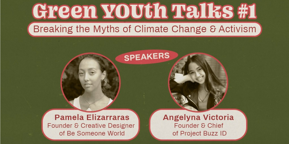 GYT #1: Breaking the Myths of Climate Change & Activism