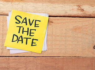 bigstock-Save-The-Date-Text-Words-Typo-4