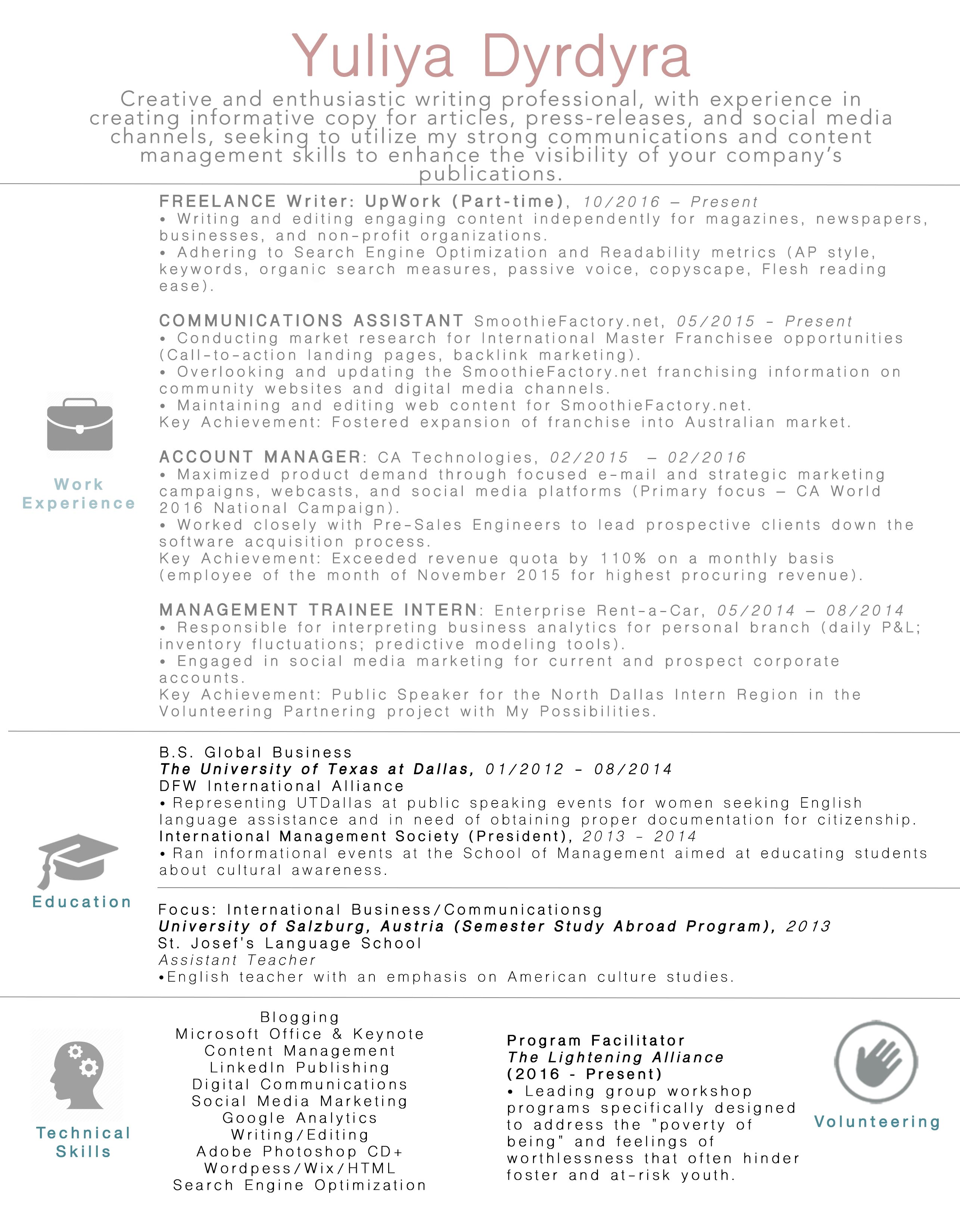 Cute Key Resume Words 2014 Gallery - Entry Level Resume Templates ...
