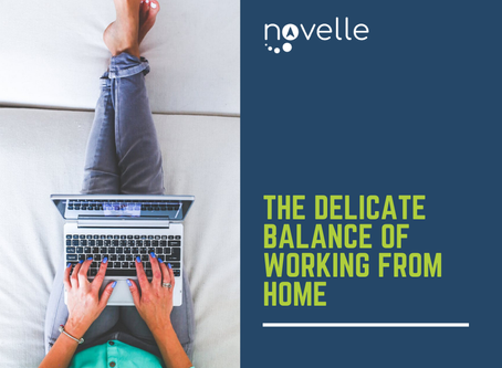 The Delicate Balance of Working from Home