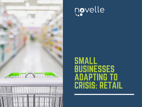 Small Businesses Adapting to Crisis - Retail