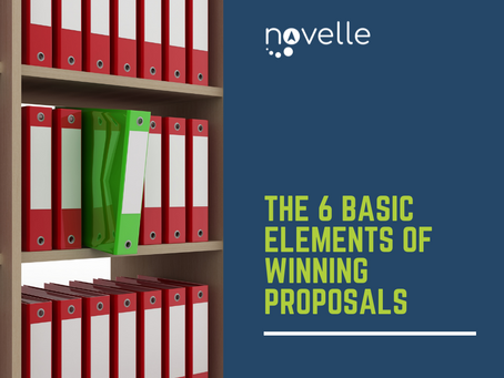 The 6 Basic Elements of Winning Proposals