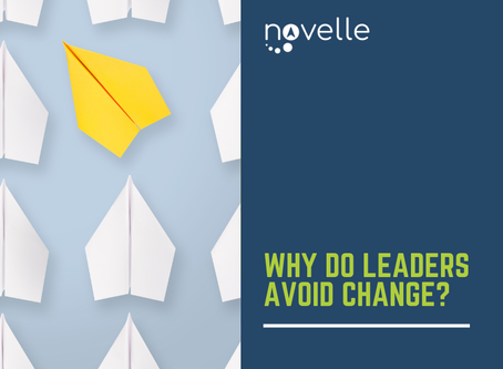 Why Do Leaders Avoid Change?