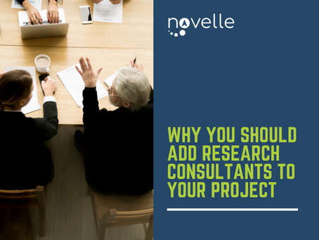 Why You Should Add Research Consultants to Your Project