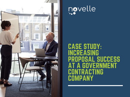 Case Study: Increasing Proposal Success at a Government Contracting Company