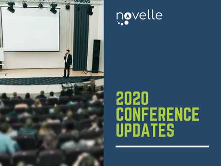 2020 Conference Updates