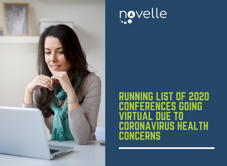 Running List of 2020 Conferences Going Virtual Due to Coronavirus Health Concerns