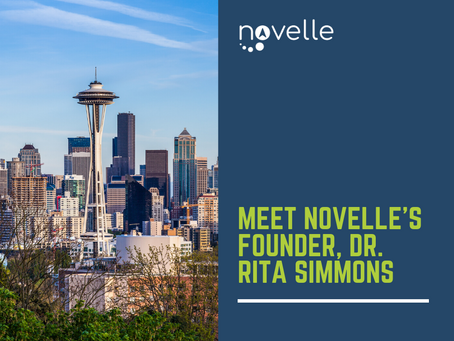 Meet Novelle's Founder, Dr. Rita Simmons