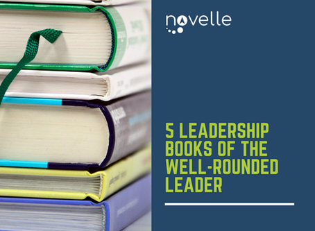 5 Leadership Books of the Well-Rounded Executive