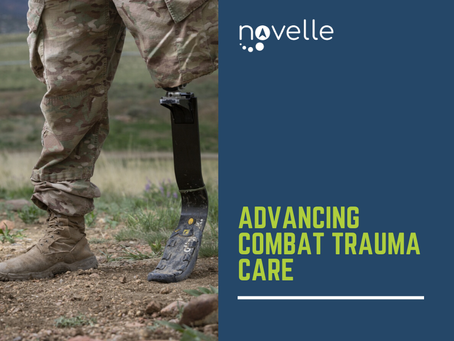 Military Appreciation Month: Advancing Combat Trauma Care