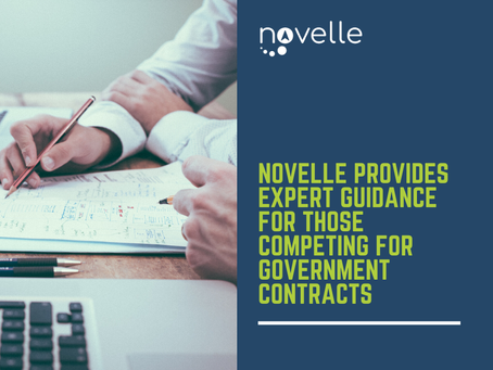 Novelle Provides Expert Guidance for Those Competing for Government Contracts