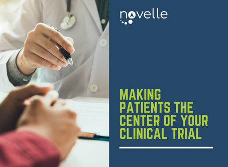 Making Patients the Center of Your Clinical Trial