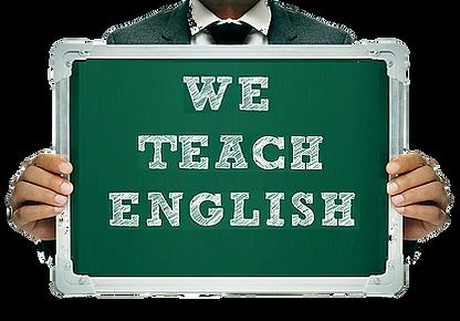 excellent english teacher