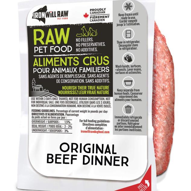 ORIGINAL BEEF DINNER