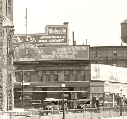 Egan Printinging Company About 1910
