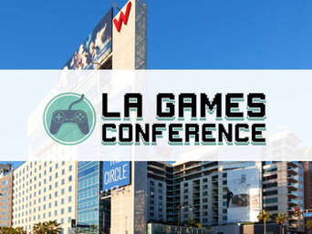 United Esports live at the LA Games Conference