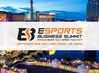 Meet us in Vegas: Esports Business Summit