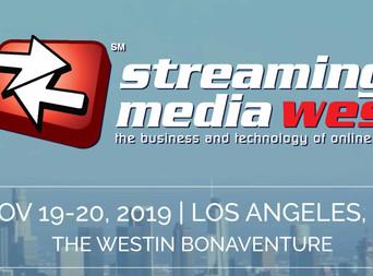 Felix LaHaye Speaking at Streaming Media West 2019
