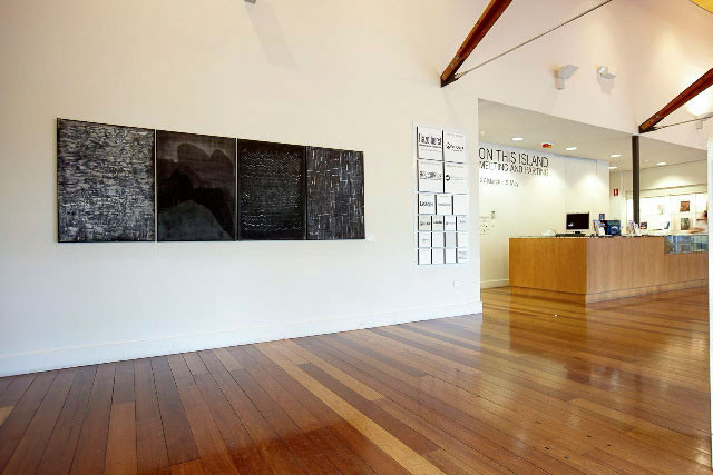 Thinking of Colin McCahon 2009
