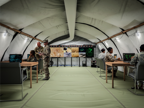 Deployable Tactical Command & Control System