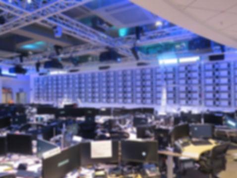 EUCOM Video Wall Command Center