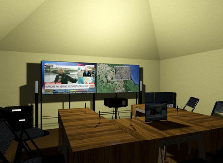 Deployable Tactical Conference Room