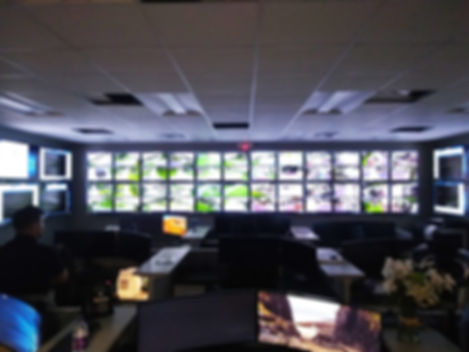 Command and Control Room Design