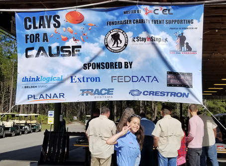 Clays For A Cause Charity Fundraiser