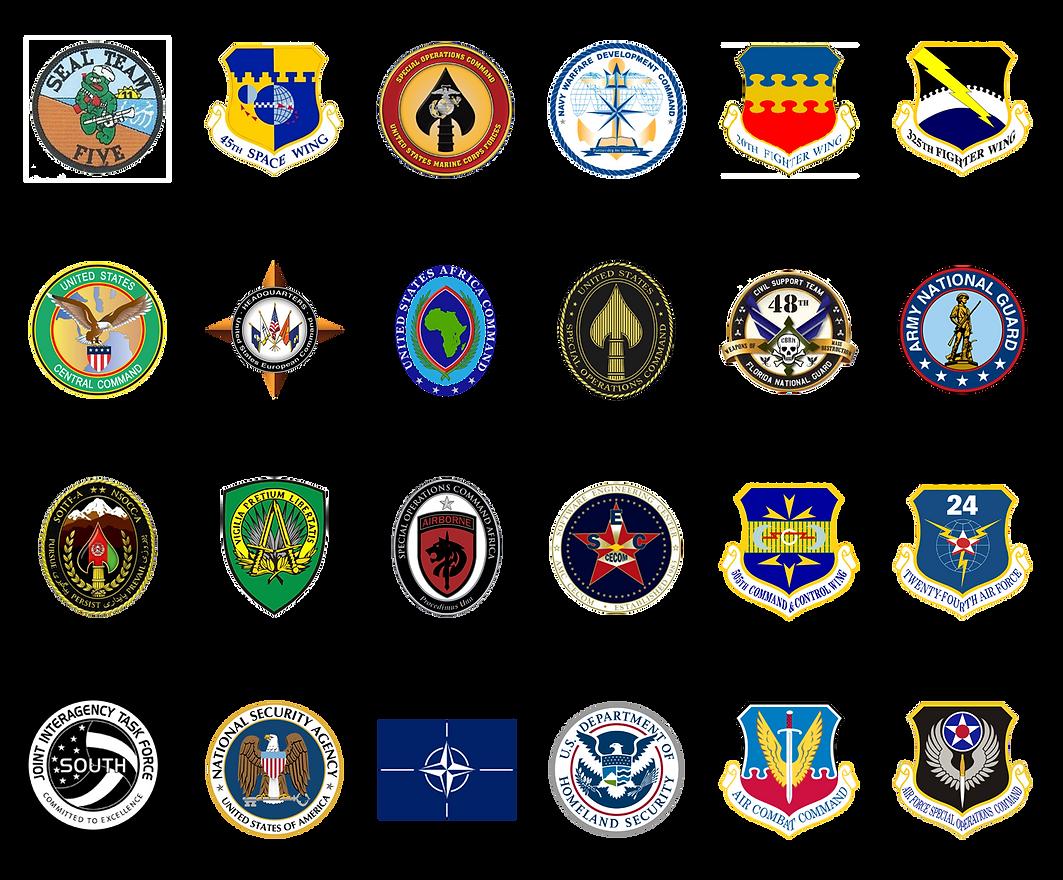 Command Logos