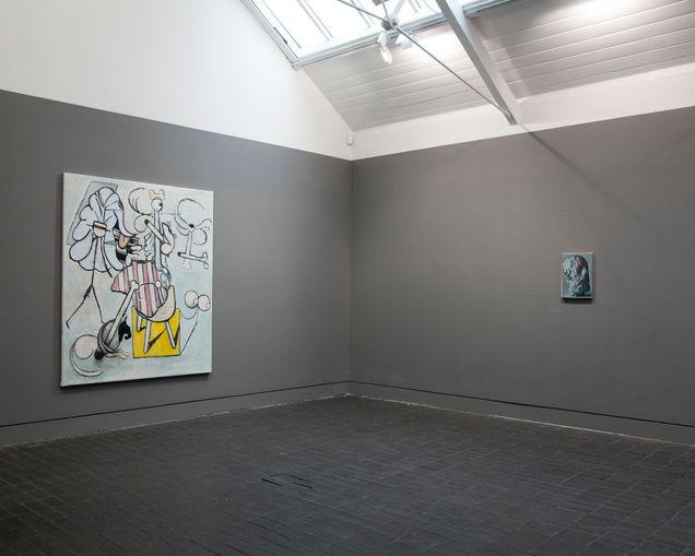 'Suspicion' Group show Jerwood Gallery London 2014