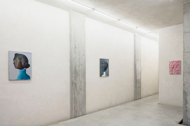 Solo show CAR DRDE Gallery Bologna, Italy 2018