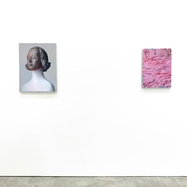 Damien Meade - Installation View
