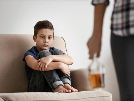 Lockdown has presented huge challenges for the children of alcoholics. Here's how we can help.