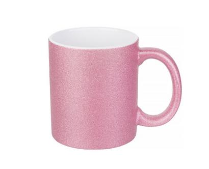 "Mug "" Glitter """