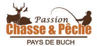 logo passion chasse & pêche pays de buch