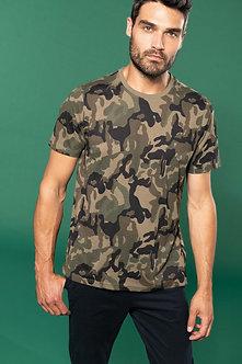 K3030 - T-shirt camo homme