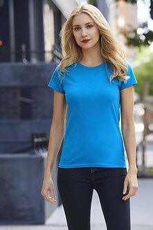 GI4100L - T-shirt coupe Européenne femme