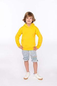 K477 - Sweat-shirt capuche enfant